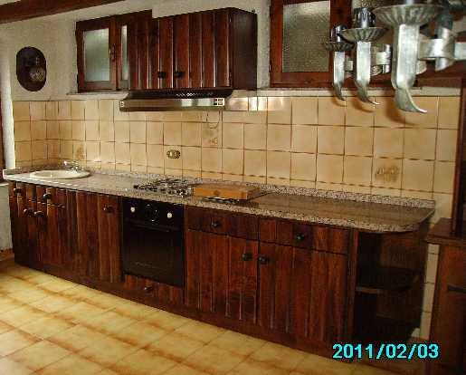 OFFERTA NS. CUCINA IN ESPOSIZIONE (Massello in legno di Cedro del ...